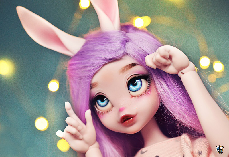♦ [Petit Atelier] Bunny Queenie [Rap1993 Anie] P.44 ♦ - Page 44 Dsc_1721