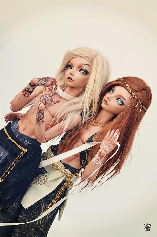 ♦ [Petit Atelier] Nobles Demoiselles [Noble Dolls] BP.29 ♦ - Page 28 Dsc_3415