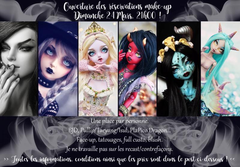 • [Make-up] L'Artelier [Fermé pour le moment-ne pas suppr] • - Page 16 Maquet10