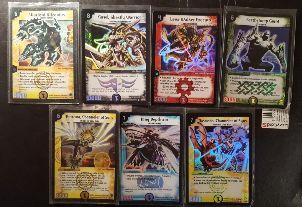 Selling my cards UPDATED Beni3510