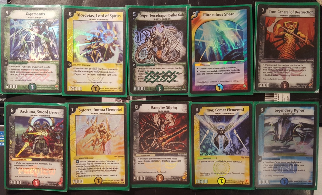 Selling my cards UPDATED Doboz210