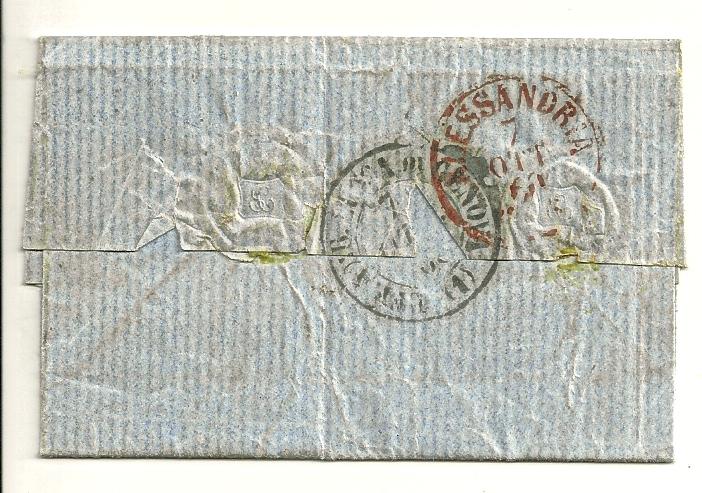 Plus petite lettre au monde ayant voyagée ?.... 10a10