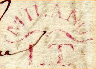 lettre de 1814 - Verceil italie 910