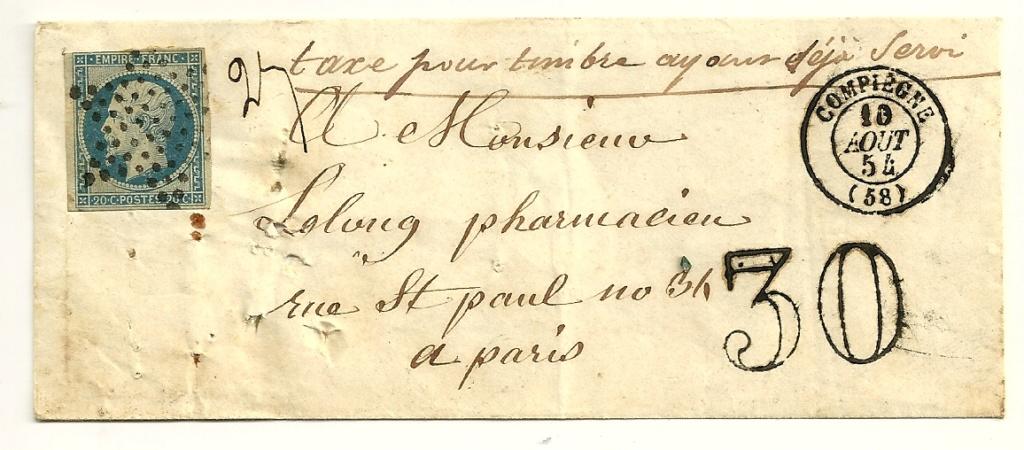 Juillet 1861: l'Affaire COUVET. Lettre10