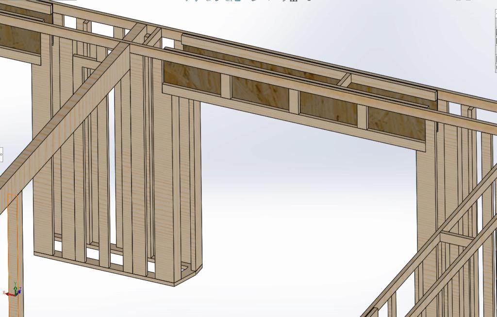 [Validation ossature] Solivage plancher // Solivage Toiture Ossatu12