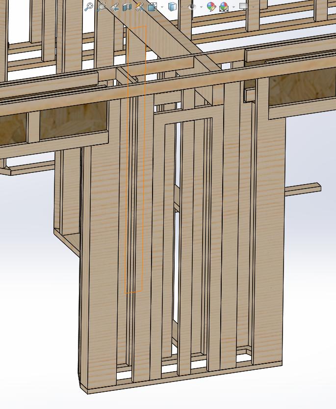 [Validation ossature] Solivage plancher // Solivage Toiture Ossatu14