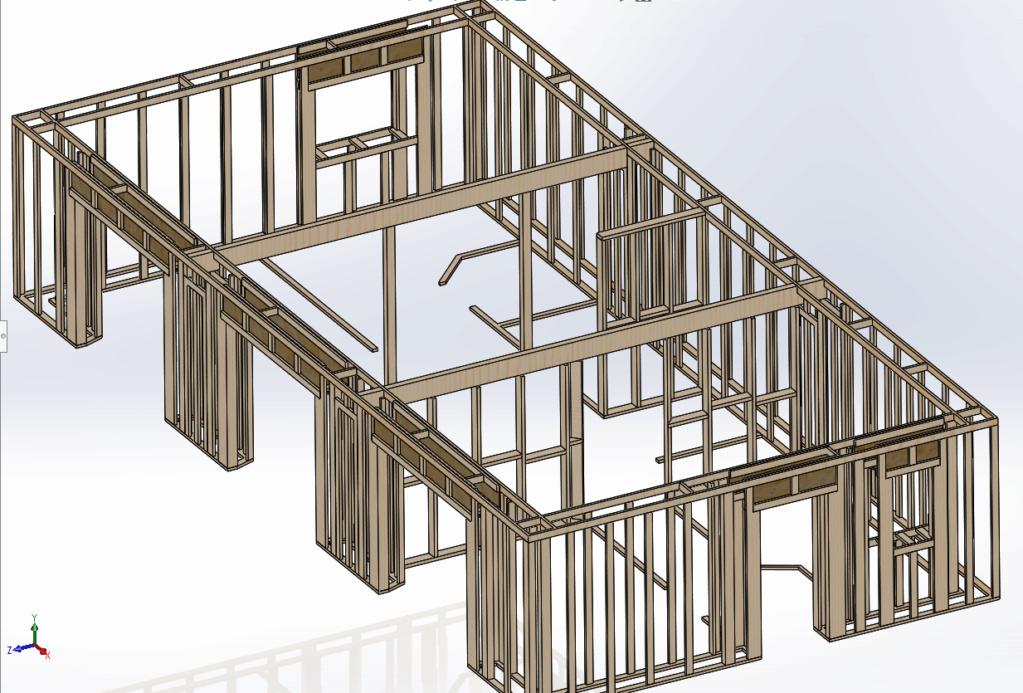 [Validation ossature] Solivage plancher // Solivage Toiture Ossatu15