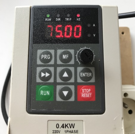 Variateur de vitesse polyvalent Vfd_0111