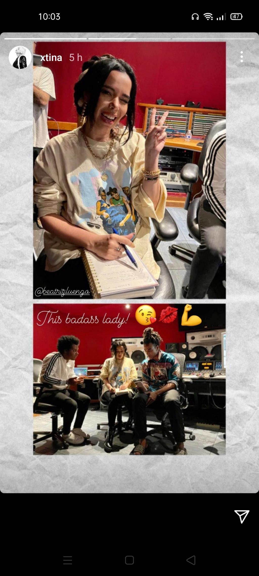 Christina Aguilera >> preparando nuevo álbum - Página 13 Screen19