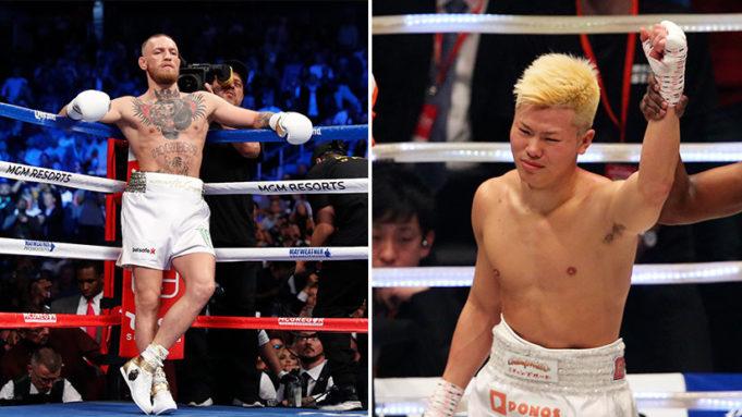 Conor McGregor quiere enfrentar a Tenshin Nasukawa y el nipón ya tiene respuesta. 1-3-6810