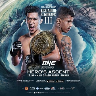 ONE Championship: Hero's Ascent. Dv_l4o10