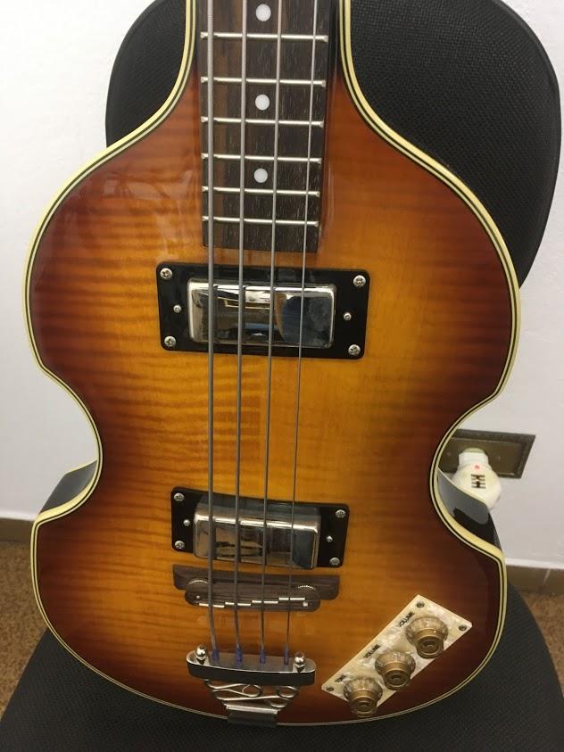 Baixo Epiphone Viola  Bass 1b11