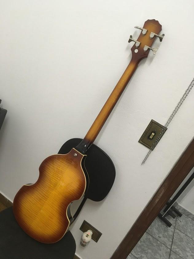 Baixo Epiphone Viola  Bass 212