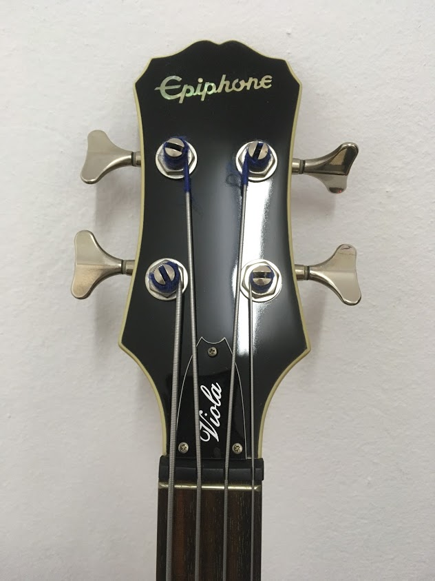 Baixo Epiphone Viola  Bass 3a10