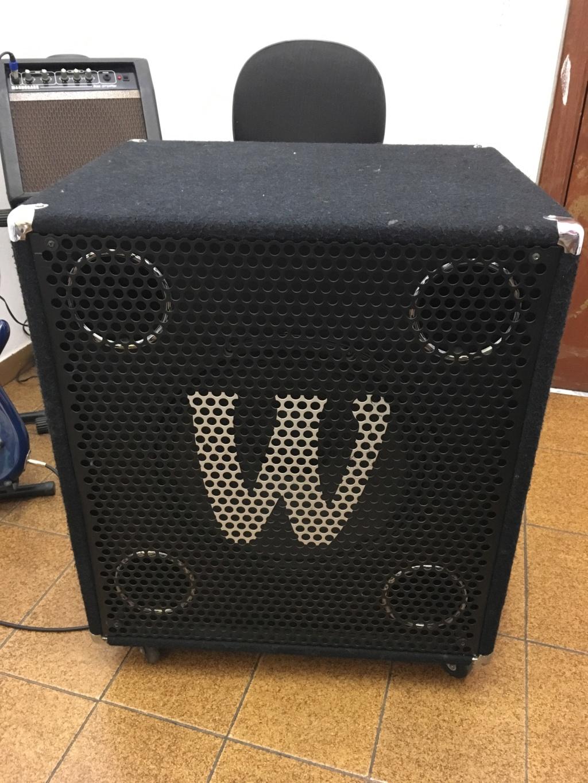 Vendo: Caixa Warwick WCA 115 Pro Img_9210