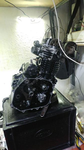 Mi 135 con 39.6xxKM a 6,500 vueltas humea y baja el nivel de aceite {Solucionado!!!} { Fotos y comentarios} 20180617
