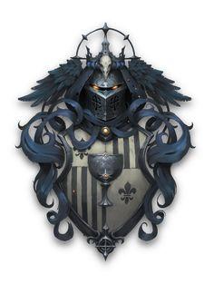 [OUVERT AUX JOUEURS] Postez les Blasons officiels des Maisons de l'Ancien Royaume ! Blason11