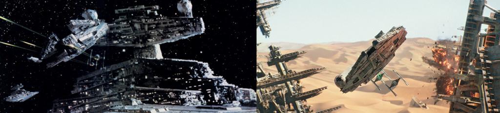 Star Wars, publics et retro-marketing Retro-11