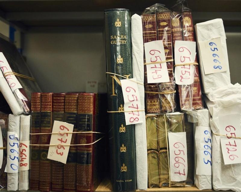 La Collection Aristophil - Lettres et documents importants 11306310