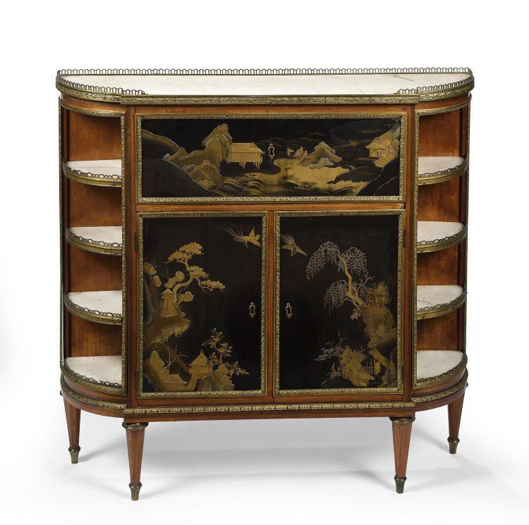 Le mobilier et les tableaux du prestigieux Château de Wailly en vente à Senlis 15172010
