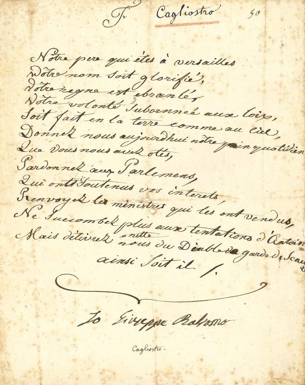 La Collection Aristophil - Lettres et documents importants 15523810