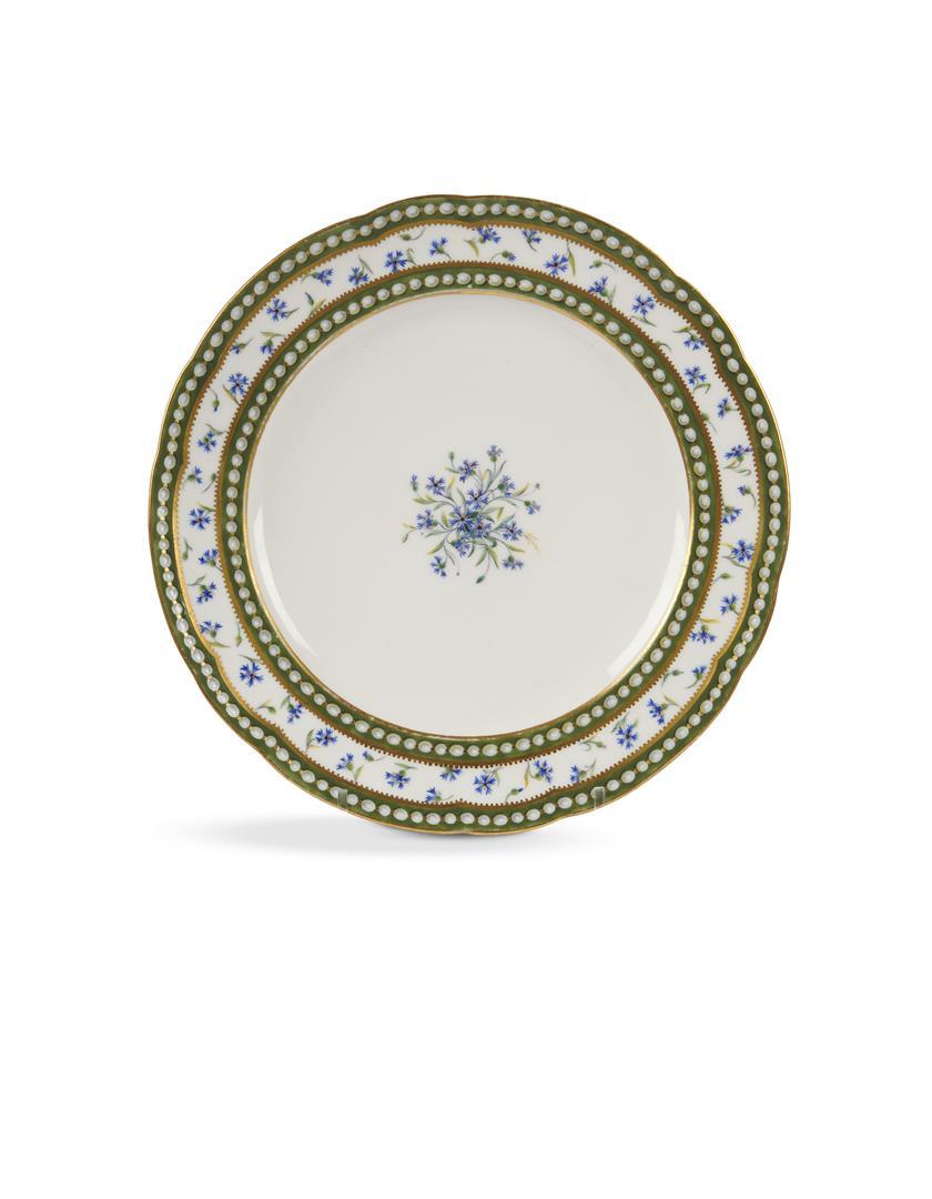 Exceptionnel! pièces du service à perles et barbeaux à vendre! 15585212