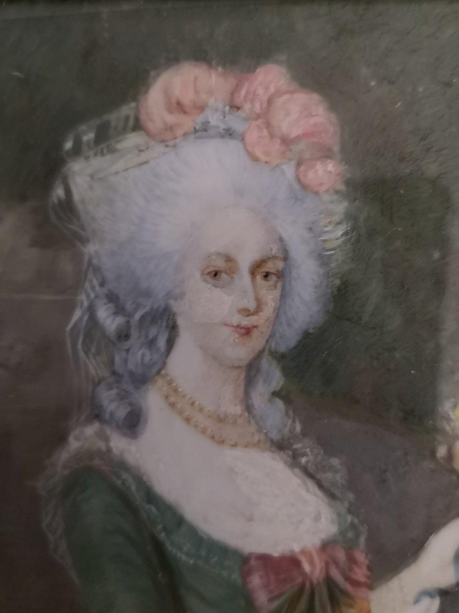 A vendre: portraits de Marie-Antoinette - Page 3 49569311
