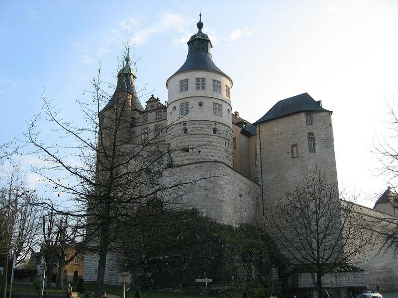 Montbéliard, château des ducs de Wurtemberg 800px-11