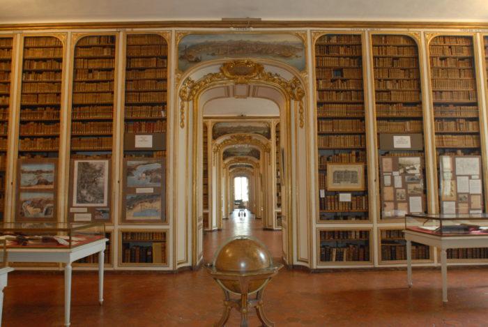 Galerie d'honneur de l'Hôtel des Affaires étrangères Visite10