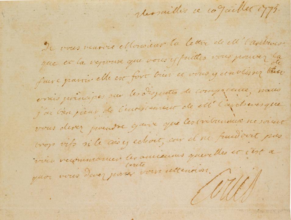 La Collection Aristophil - Lettres et documents importants Zducre10
