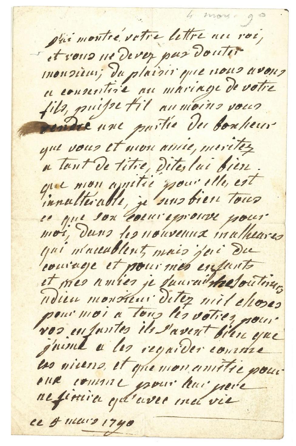 La Collection Aristophil - Lettres et documents importants Zducre11