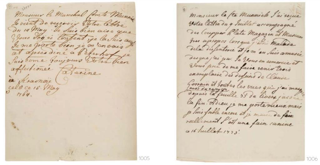 La Collection Aristophil - Lettres et documents importants Zducre17