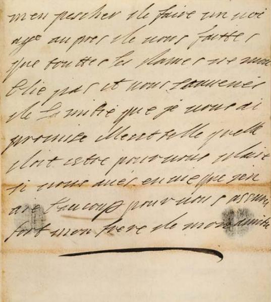 La Collection Aristophil - Lettres et documents importants Zducre20