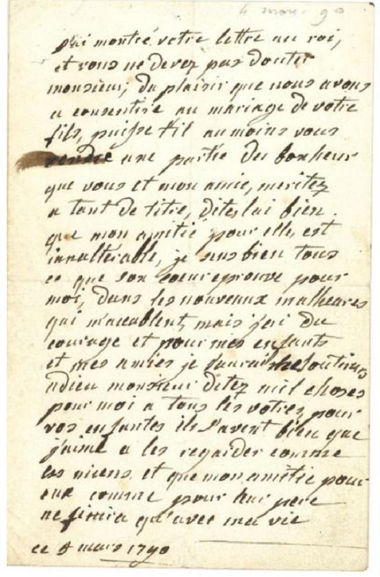 La Collection Aristophil - Lettres et documents importants Zducre30