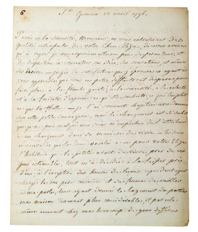 La Collection Aristophil - Lettres et documents importants Zducre31