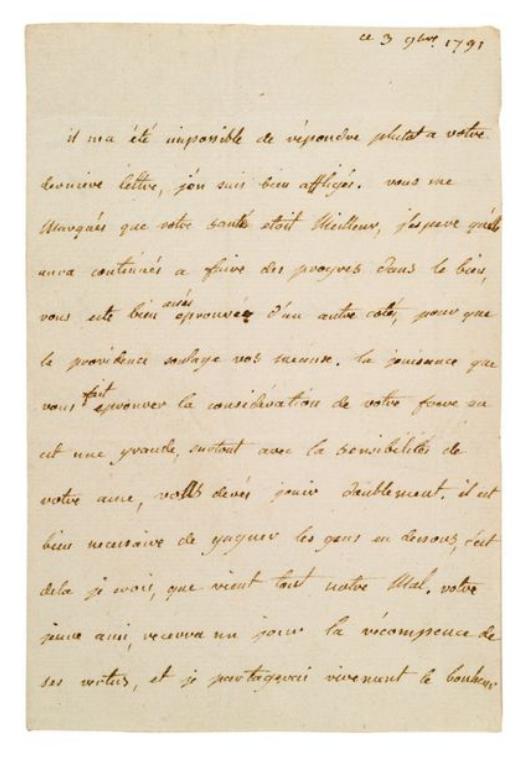 La Collection Aristophil - Lettres et documents importants Zducre32