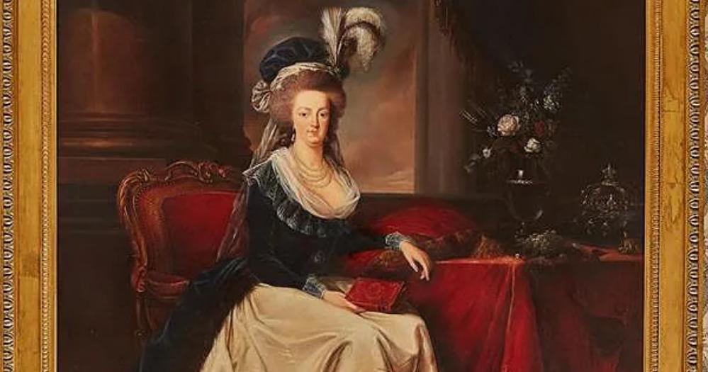 A vendre: portraits de Marie-Antoinette - Page 3 Zzzz224
