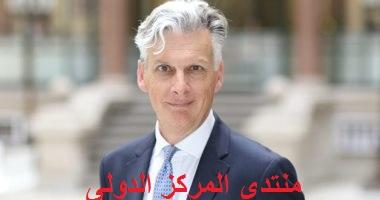 السيرة الذاتية لـ«جيفري آدامز».. السفير البريطاني الجديد في مصر  20180910