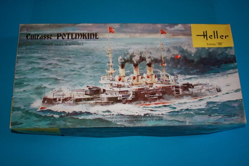 POTEMKINE edition HELLER 1/400 ref L 780 00211