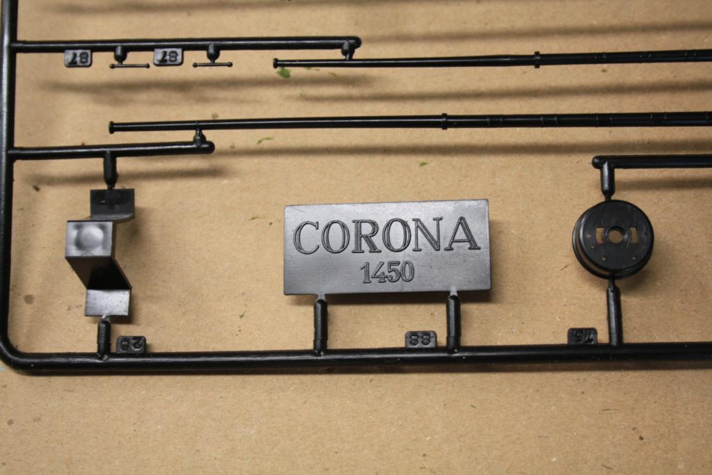Vaisseau le CORONA 1/200ème Réf L840 Corona19