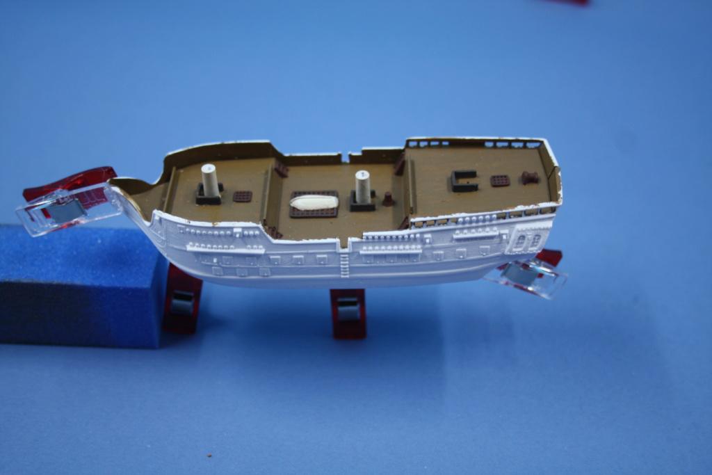 Frégate BONHOMME RICHARD  Réf CADET L 060 Img_5981