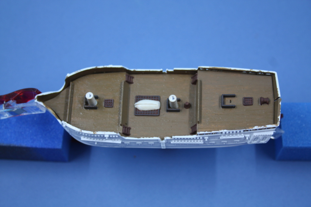 Frégate BONHOMME RICHARD  Réf CADET L 060 Img_5983