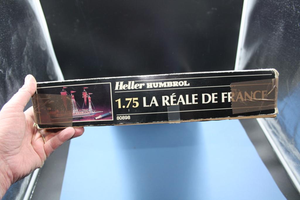 Galère LA REALE DE FRANCE 1/75ème Réf 898 La_rea10