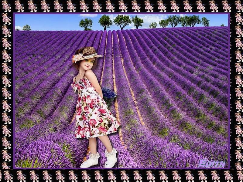 Défi fillette bouquet Sans_t32