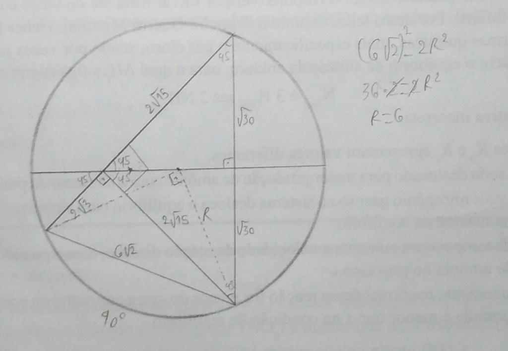 Potência de ponto - Geometria Plana Img_2022