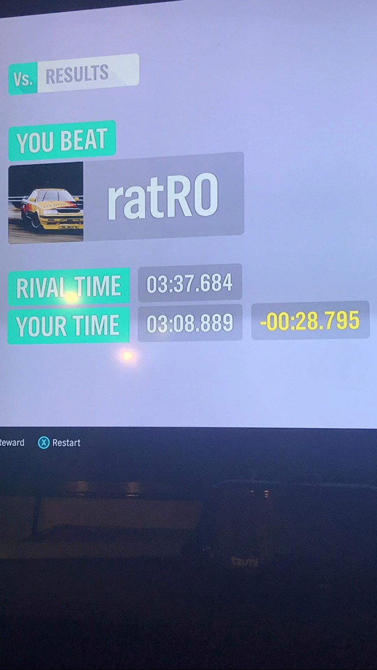 FH4 Time Attack | Dirt Racing - Glen Rannoch Trail - '09 Corvette 15470710