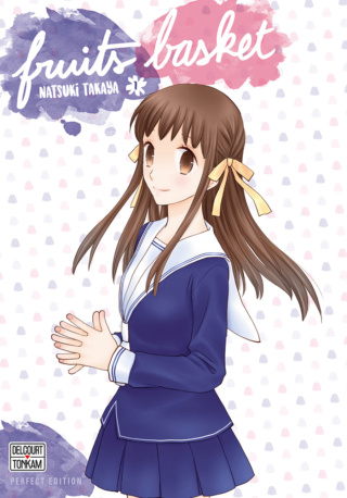 [Manga] Fruits basket Fruitb11
