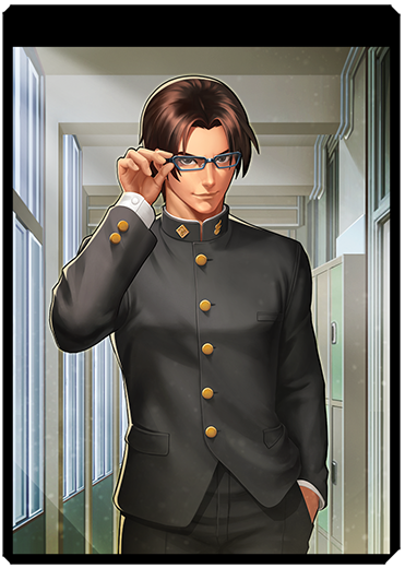 THE KING OF FIGHTERS 98 UM OL || MOBILE ARTES Y CARTAS DEL JUEGO Flame_11