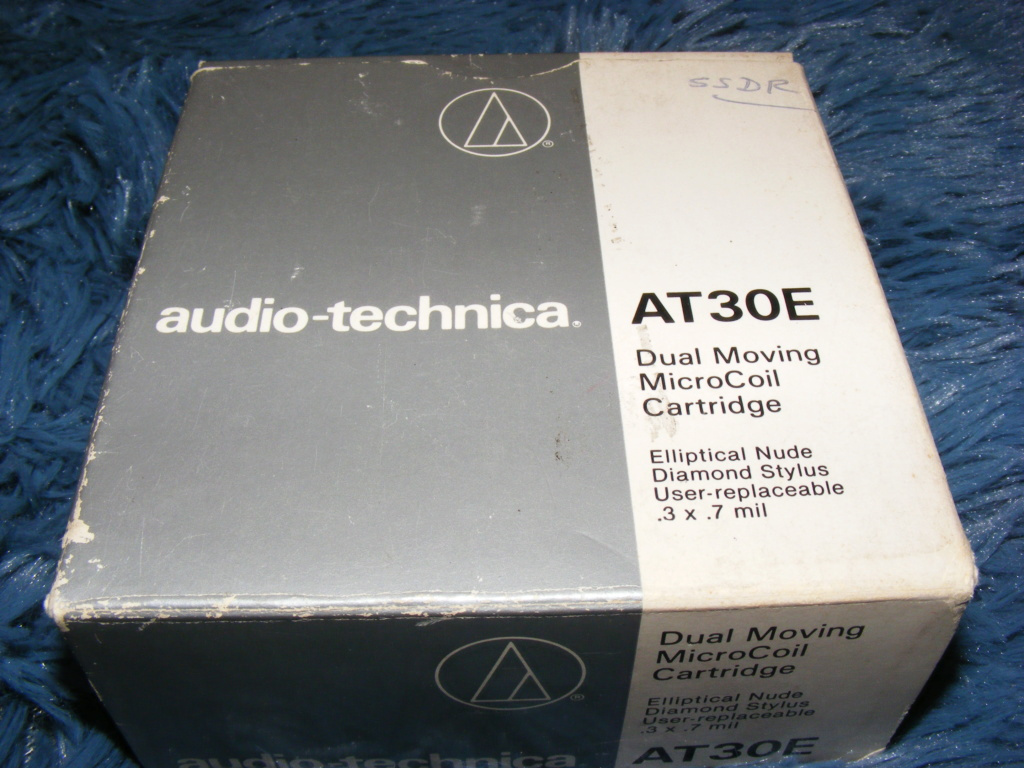 Audio Technica AT 30E Dscf0253