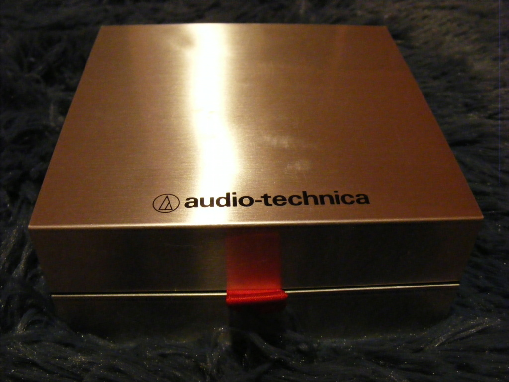 Audio Technica AT 30E Dscf0256